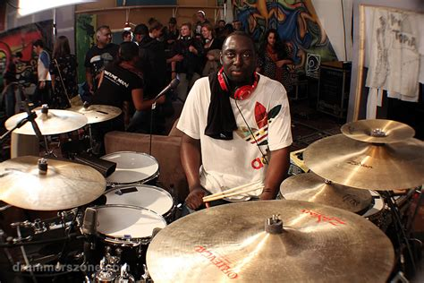 snarky puppy drummer drummerszone news larnell lewis takes care of snarky puppy dvd recordings