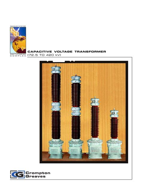 capacitor voltage transformer electrical4u capacitive voltage transformer electrical4u 28 images capacitor voltage transformer buy