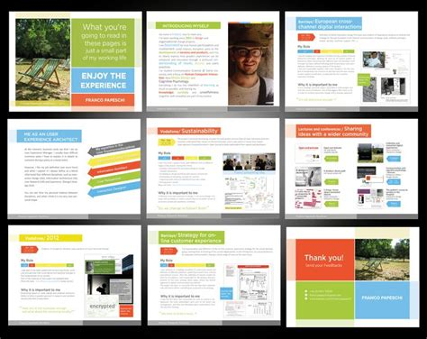 Designing A Powerpoint Template powerpoint presentation design social media style