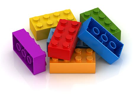 big lego bricks how many combinations are possible using 6 lego bricks