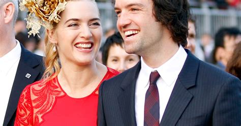 """Kate Winslet: Husband Ned Rocknroll Is """"Absolutely"""