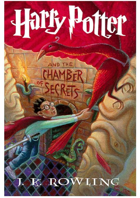 picture of harry potter books harry potter and the chamber of secrets by jk rowlling pdf