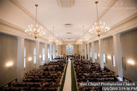 fox chapel presbyterian church weddings pittsburgh