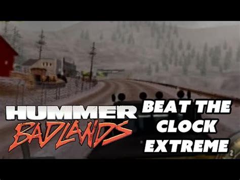 hummer badlands ps2 xin plays hummer badlands ps2 part 5 beat the clock