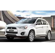 2016 Mitsubishi Asx – Pictures Information And Specs