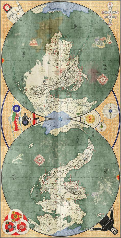 maps special edition 1783708042 ysi map ii limited edition by naeddyr on