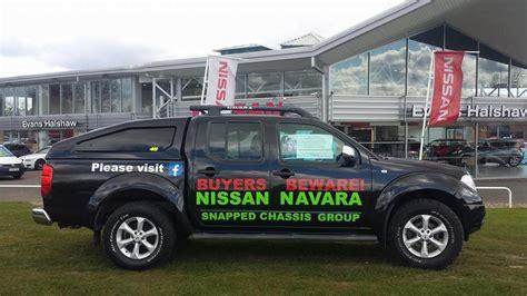nissan navara 2005 problems nissan navara 4x4 snaps in half customers want company to