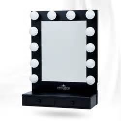 Vanity Mirror With Lights Black Impressions Vanity Vogue Vanity Mirror