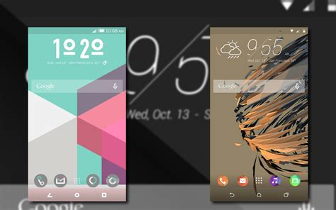 les themes htc htc themes personnaliser le th 232 me de son htc one