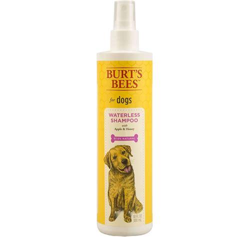 burt s bees for dogs burt s bees waterless shoo spray for dogs 10 fl oz