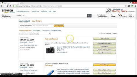 amazon your orders how to cancel an order on amazon without getting charged