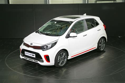 Price Britains Launches Big Line by More 2017 Kia Picanto Details Released Car