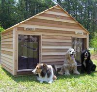 air conditioned and heated dog houses goliath duplex dog house with heating and air con sure the dogs would live this dog houses