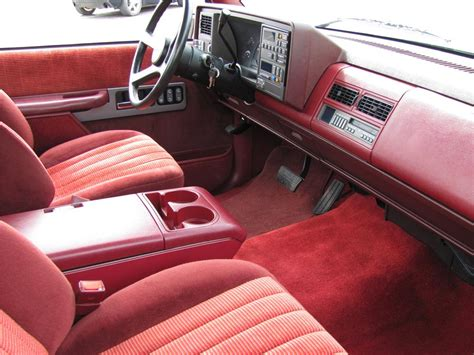 Ck Interiors by 1990 Chevrolet 454ss 89292