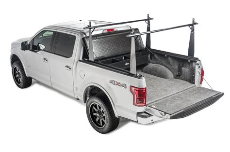 nissan frontier bed rack 2005 2016 nissan frontier hard folding tonneau cover rack
