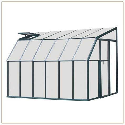 greenhouse panels home depot