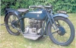 Motorcycle Vauxhall Vauxhall Classic Bikes