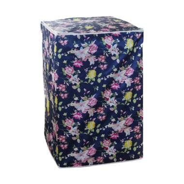 Mesin Cuci Bukaan Depan jual homestuff type b hitam bunga cover mesin cuci front loading harga kualitas