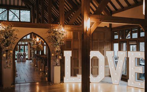 wedding venues hshire uk wedding venues in hshire south east rivervale barn uk wedding venues directory