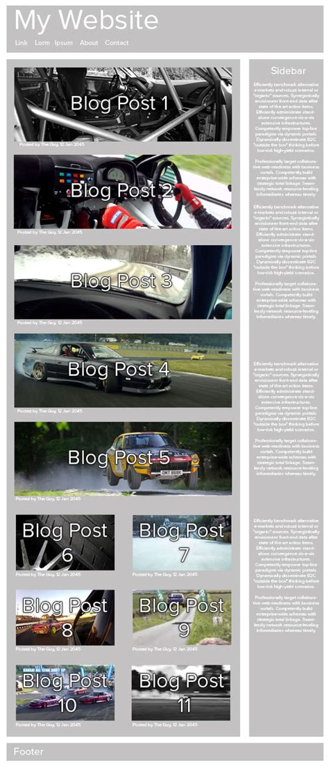 layout post wordpress php wordpress blog layout to post fullwidth then grid