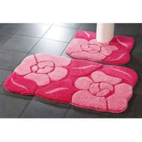 pink bathroom rug sets bathroom rug sets captivating design and ideas