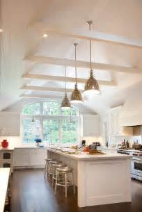 Cathedral Ceiling Kitchen Lighting Ideas Kitchen Cathedral Ceiling Kitchen Smith River Kitchens