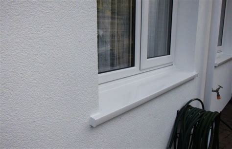 Window Sill Extension Details Sill Options External Wall Insulation