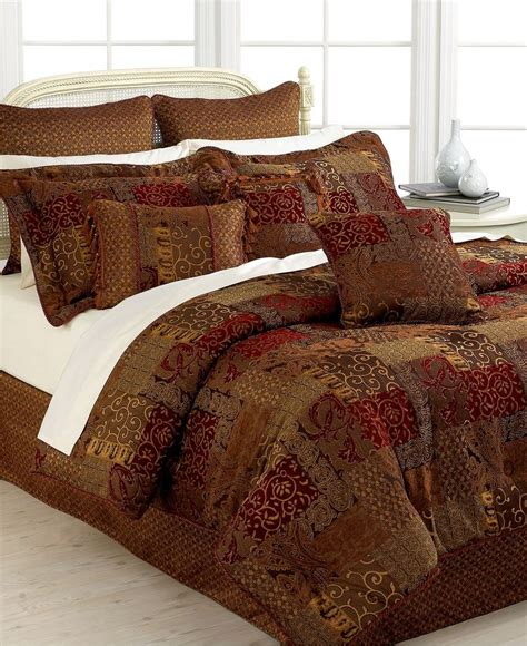 echo sardinia king comforter set croscill bedding galleria comforter sets bedding