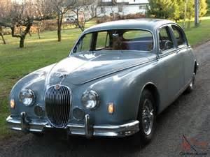 1958 Jaguar Mk1 1958 Jaguar Mk1 3 4 Liter 4speed Overdrive Excellent