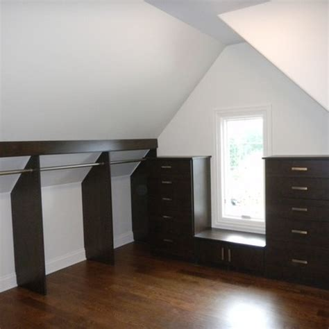 attic bedrooms with slanted walls slanted ceiling closet design ideas pictures remodel and decor slanted walls