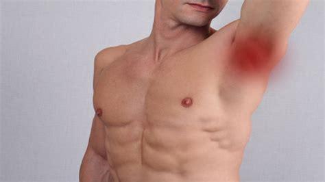 tattoo infection swollen lymph nodes men armpit images usseek com