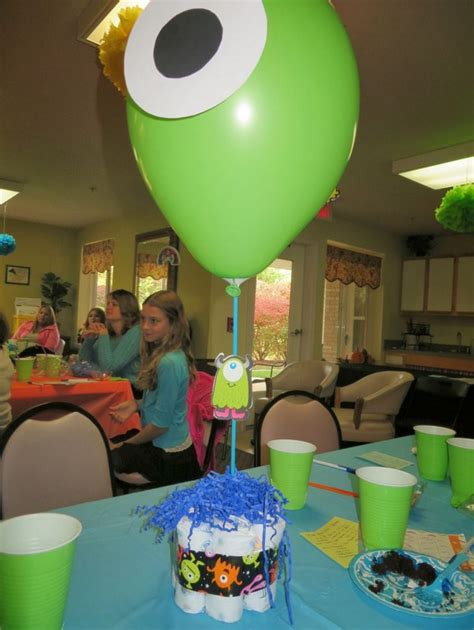 monsters inc decorations for baby shower monsters inc baby shower supplies home theme