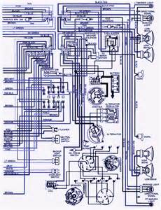1969 pontiac firebird electrical wiring diagram auto