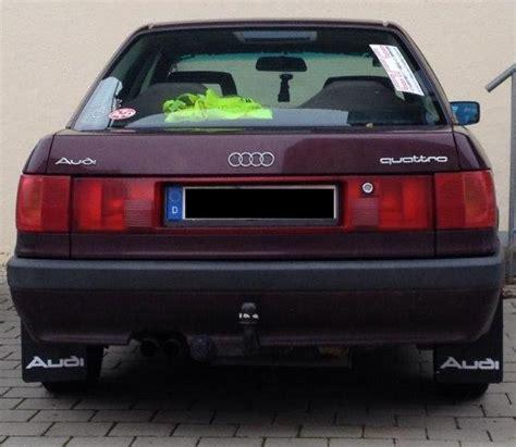 Audi 80 Wiki by Datei 10 Jahre Quattro Edition Heckansicht Jpg Audi 80 Wiki