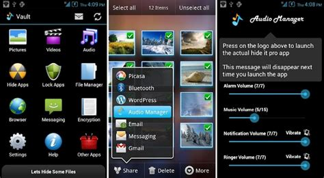 android hide apps how to hide files folders in your android smartphone