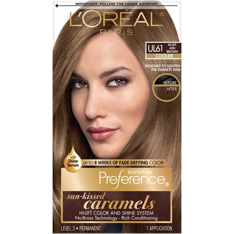 hi lift hair color l oreal superior preference color care