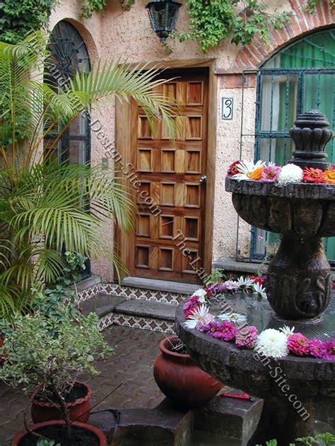 spanish style courtyards spanish style courtyard dream home pinterest