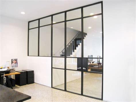 pareti di vetro per interni pareti in vetro pareti e muri pareti in vetro per interni