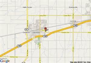 map of days inn lemoore ca lemoore