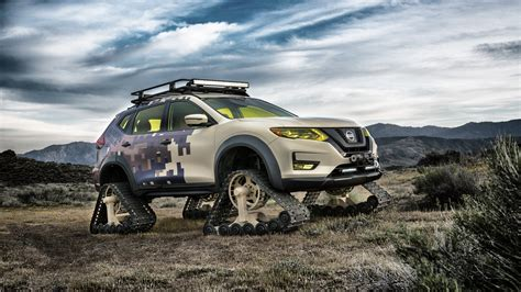 nissan spokesperson the nissan rogue trail warrior project is equipped with