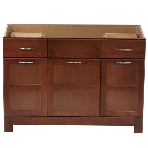 48 inch vanity cabinet only 48 inch bathroom vanity cabinet only home interior