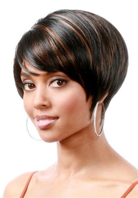 how to do short bob on african american easy african american short hairstyles circletrest
