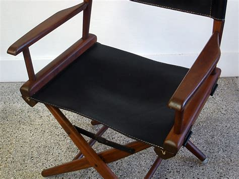 Directors Chair Design Ideas Black Leather Directors Chair Chair Design Ideas