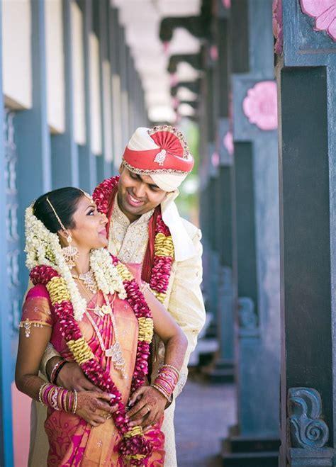 Indian Wedding ~ Gayatri & Shyam's Sri Lankan Tamilian
