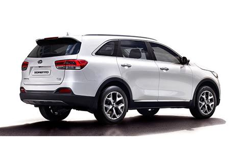 Korea Kia 2015 Kia Sorento Unveiled In South Korea More Pics