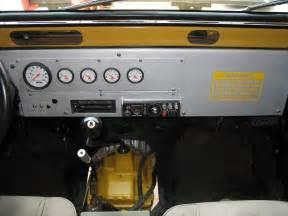 1994 Jeep Wrangler Dash I My Dash Any Recomandations Jeep Wrangler Forum