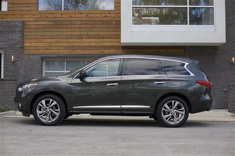 2013 infiniti jx new luxury crossover gets 7 seats 265hp