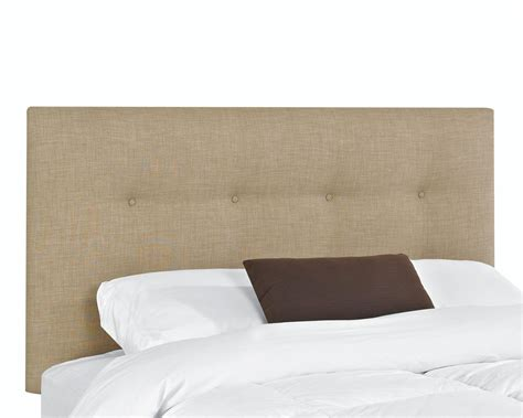 tufting a headboard duncan king upholstered headboard with tufting by