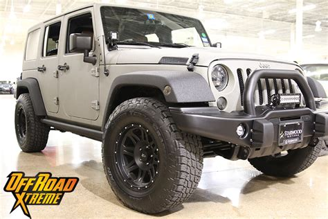 Largest Jeep Dealer Custom Production Jeeps Made Possible By Starwood