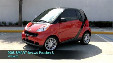 smart car 2008 2008 smart car fortwo s